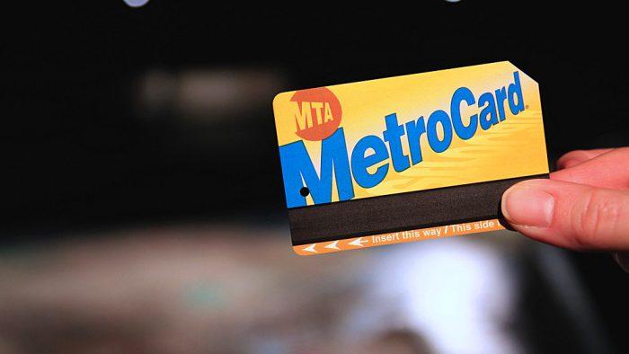 metrocard new york metro
