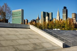 New York Four Freedoms Park