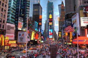 Que faire le premier soir de votre arrivée à New York ?