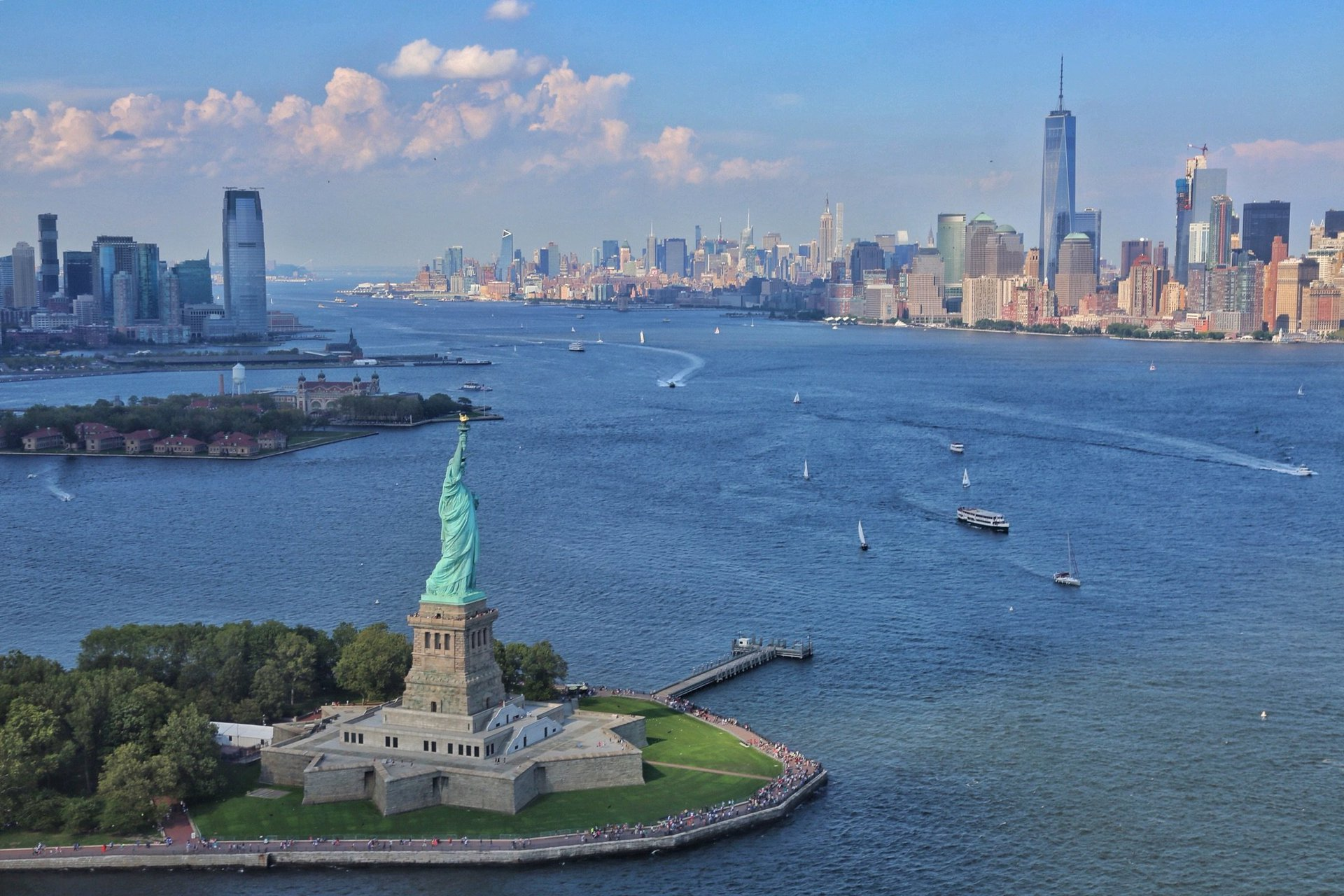 Les Vols En Helicoptere A New York C New York