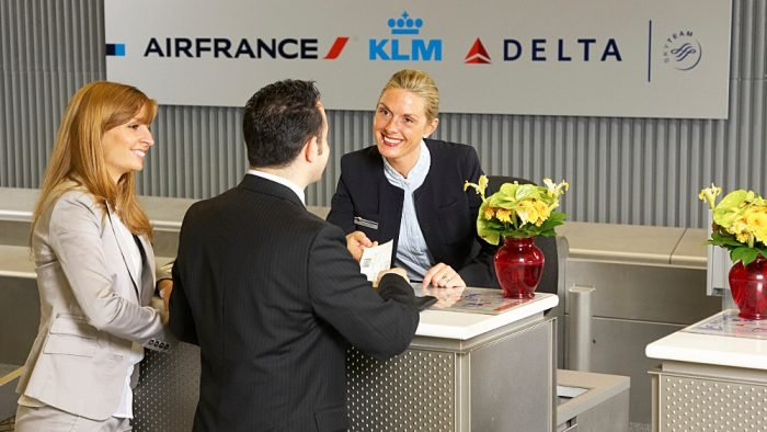 air france enregistrement vol new york