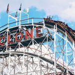 Amusez-vous au parc d'attractions de Coney Island