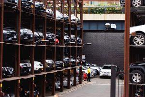 New York, la ville des parkings à étages