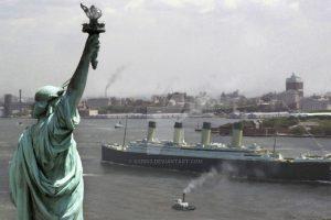 Sur les traces du Titanic à New York