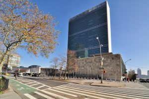United Nations ONU New York