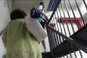 Montez au sommet de l'Empire State building par l'escalier !