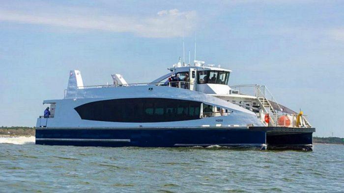 ferry new york nyc ferry