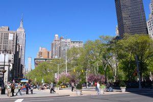 Madison Square Park, un parc à ne pas manquer à New York