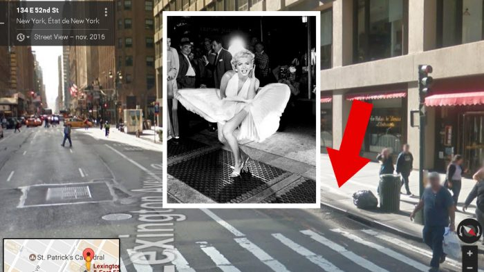 new york marilyn monroe