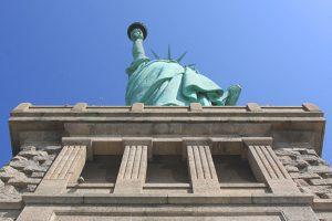 Comment visiter le piédestal de la statue de la Liberté ?