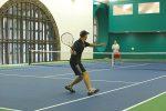 Jouez au tennis dans la gare centrale de New York