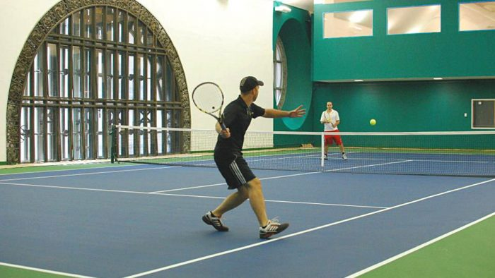 tennis grand central terminal