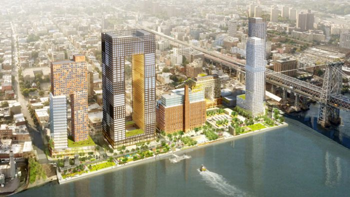 building trou new york