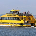 Les Water Taxis, les autres taxis à New York