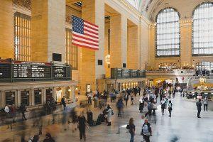 Visitez la gare centrale de New York avec un audioguide