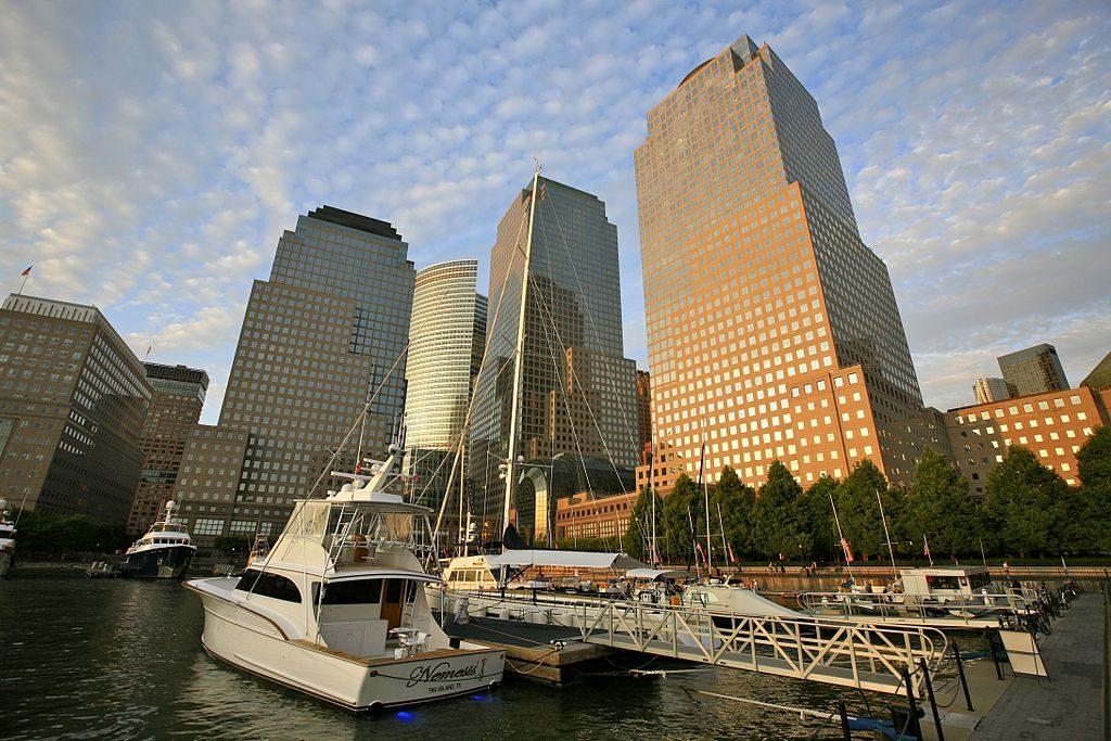 marina world trade center new york