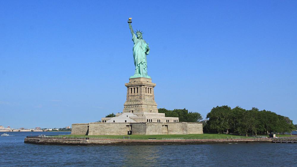 statue liberte new york usa