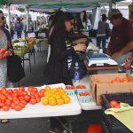 Découvrez le marché bio d'Union Square, à New York