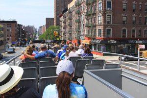 Qu'est-ce qu'un bus Hop-on Hop-off à New York ?