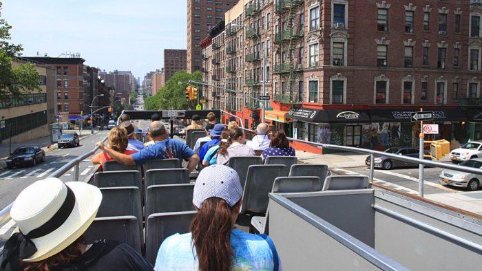bus hop on hop off new york