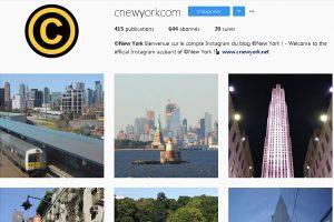 Découvrez nos photos de New York sur Instagram