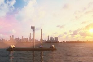 Space X veut proposer des vols Paris-New York en 30 minutes