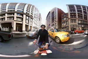 VR World, le temple de la réalité virtuelle à New York