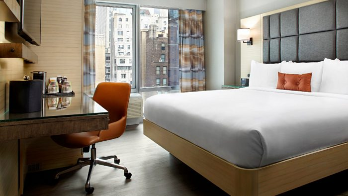 choix hotel new york