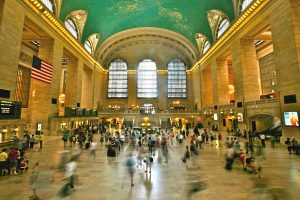 Grand Central Terminal, la gare monumentale de New York