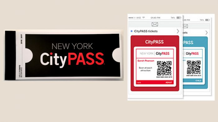 new york city pass mobile