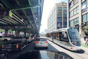 New York se prépare au retour du tramway