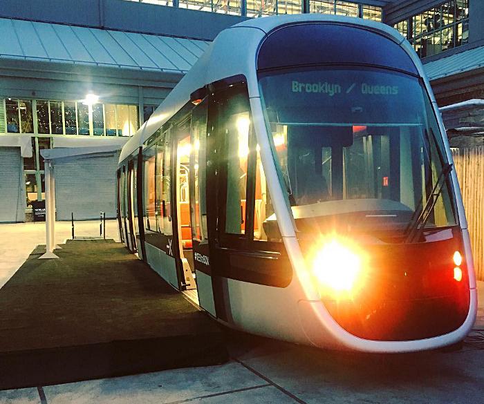 tramway new york prototype