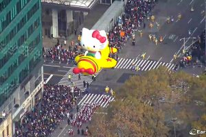 Comment suivre la parade de Thanksgiving sans être à New York ?