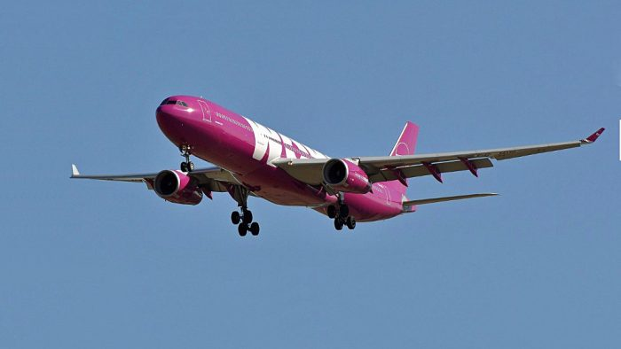 Wow Air va se poser à JFK au printemps 2018