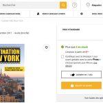 Le guide Destination New York arrive à la Fnac