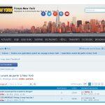 Participez au Forum New York avec votre profil Facebook !