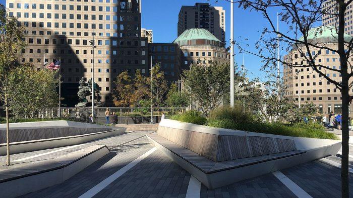 liberty park new york