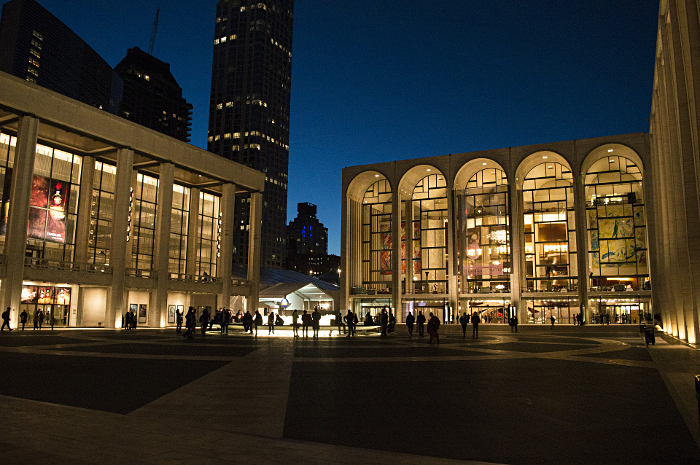 lincoln center new york