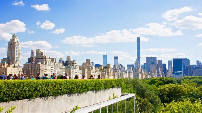rooftop metropolitan museum new york