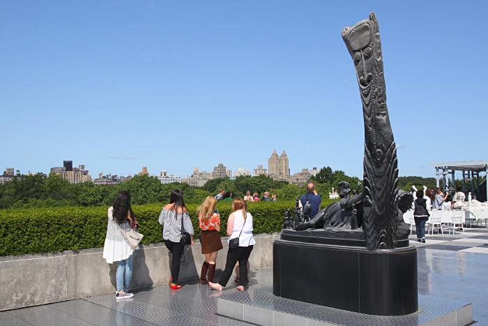 rooftop metropolitan museum