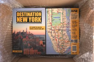 Où commander le nouveau guide papier Destination New York ?