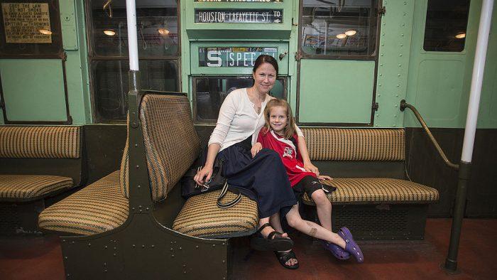 new york metro enfant
