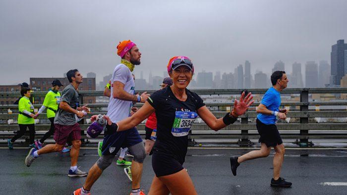 participer marathon new york