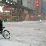 En images : New York après la tempête de neige