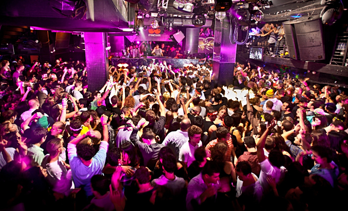 discotheque new york