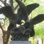 Quelle est la plus vieille statue de New York ?