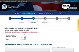 Faut-il demander un ESTA pour un transit aux USA ?