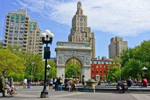 Découvrez l'Arc de triomphe de New York