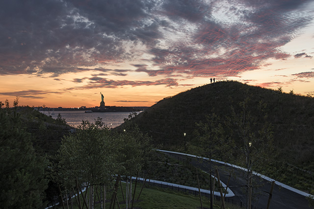 governors island nuit