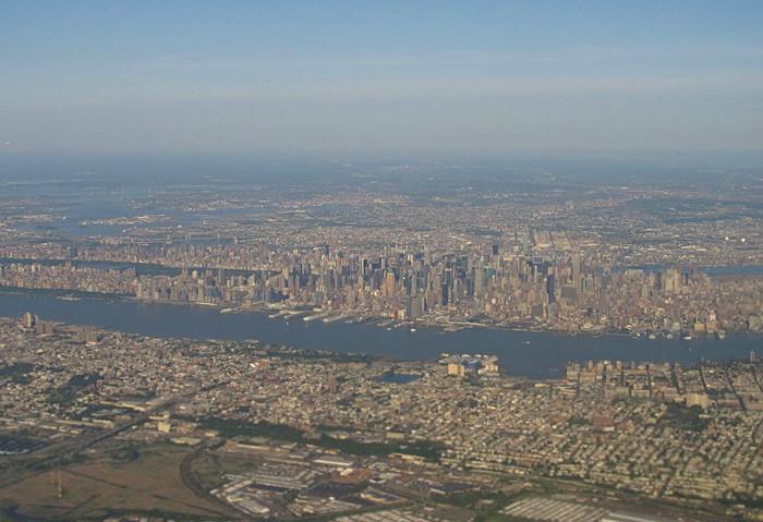 New vu de Les York ©New 4 York d'en façons haut voir YbgvI76fy